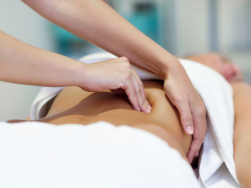 Osteopathic manipulative therapy